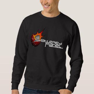Shattered Planet Dark Sweatshirt