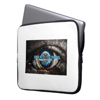 Shattered Pupil Productions Laptop Sleeve