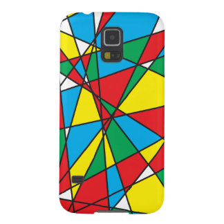 Shattered Rainbows Galaxy S5 Cover