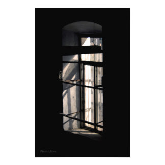 Shattered Window Photo Print