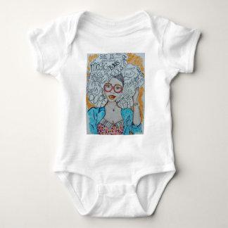 She Is... Baby Bodysuit