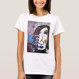 She Loved to Put Her Fingers in the Paint, 2004 T-Shirt
