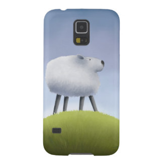 Sheep on the hill case for galaxy s5