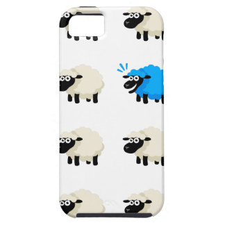 Sheep T-shirt - Happy-Me iPhone 5 Case
