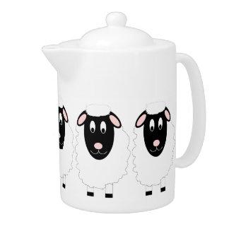 Sheep Teapot