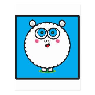Sheeps Sheeps Sheeps Post Card