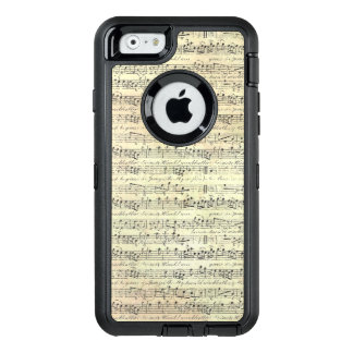 Sheet Music iPhone 6/6s Otterbox Case