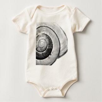 Shell Baby Creeper
