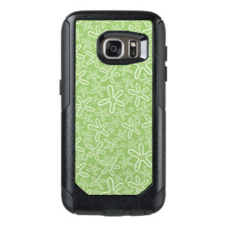 Shell Pattern On Spotted Background OtterBox Samsung Galaxy S7 Case
