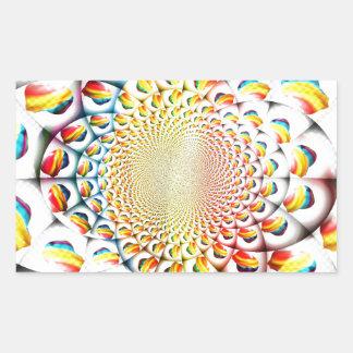 Shell Rdit 3.jpg Rectangular Stickers