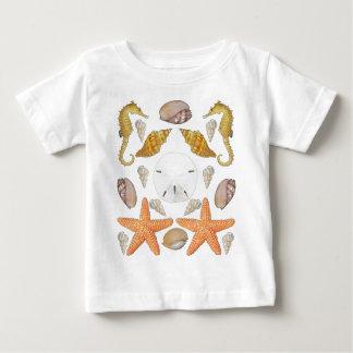Shells Galore Baby T-Shirt