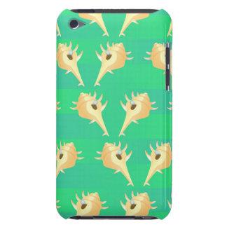Shells pattern iPod touch case