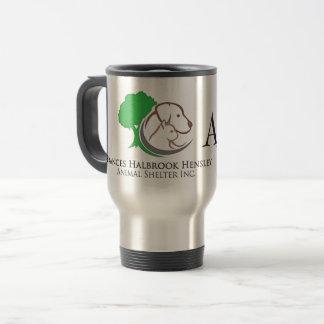 Shelter Logo Travel Mug