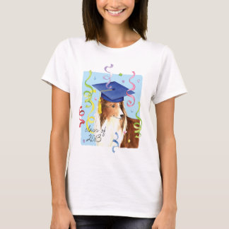 Sheltie Graduate T-Shirt