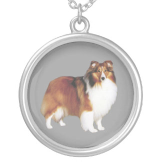 Sheltie Necklace