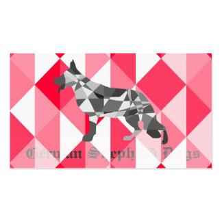 Shepherd Dog Business Cards