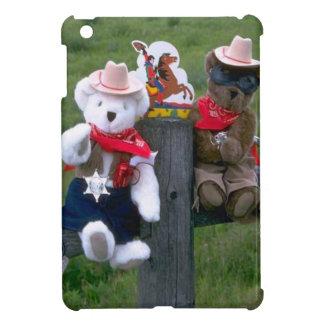 Sheriff bear cover for the iPad mini