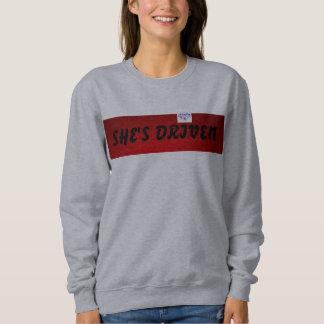 SHE'S DRIVEN Sweatshirt