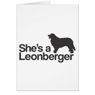 ShesaLeonberger.ai Card