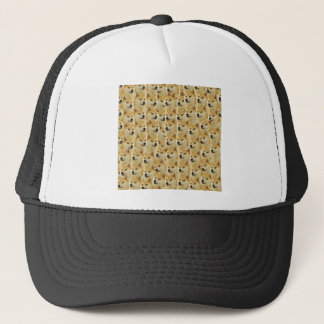 shibe doge fun and funny meme adorable trucker hat