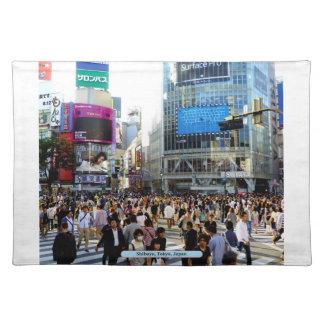 Shibuya, Tokyo, Japan Placemat