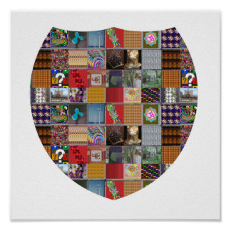 SHIELD Armour Army Artistic LOWprice NVN516 GIFTS Poster