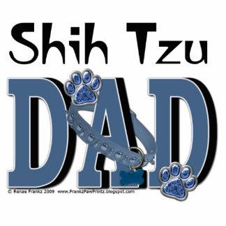 Shih Tzu DAD Standing Photo Sculpture