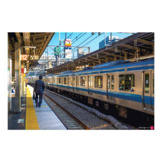 Shinagawa Eki Photograph