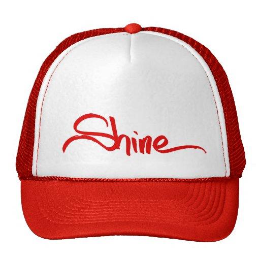 Shine Trucker Hat