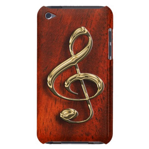 Shining Musical Symbol iPod Case iPod Case-Mate Cases