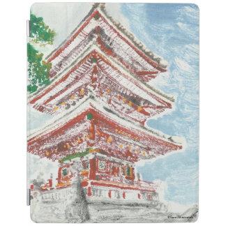 Shintennouji Temple Kyoto Japan iPad Case iPad Cover