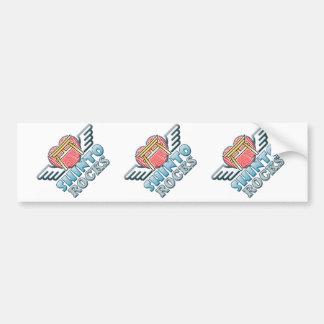 Shinto Rocks Bumper Sticker