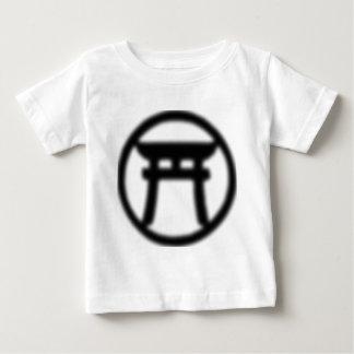 Shinto Torii Baby T-Shirt
