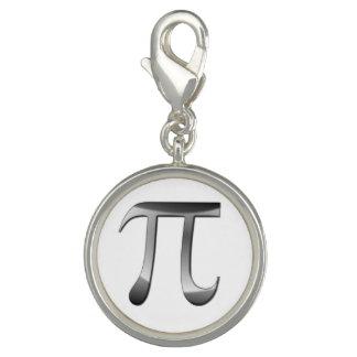 Shiny Silver Pi Symbol
