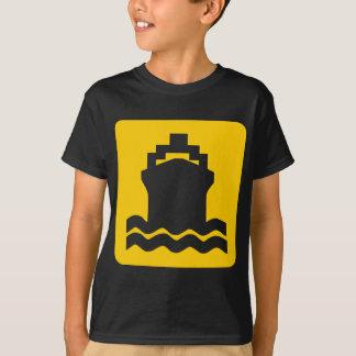 Ship Shape - Amber T-Shirt