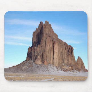 Shiprock Mountain, New Mexico Mouse Pad