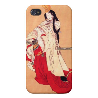 Shirabyoshi Dancer iPhone 4 Case