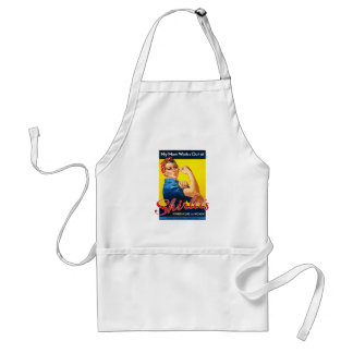 Shirlee's Rosie the Riveter Apron