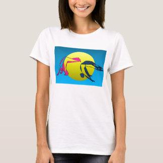 Shirt capoeira mata um tee