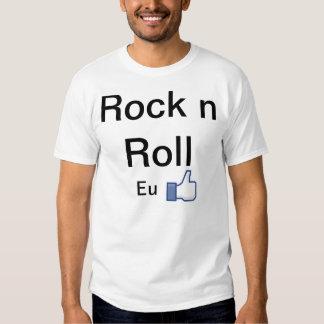 Shirt I enjoy rock n roll