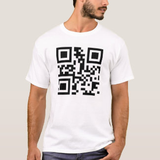 Shirt QR Code I Love You