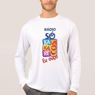 Shirt Radio Alone Kakarecos - long Mango Branca
