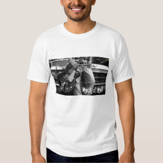 Shirt T-Shirt Rock N' Roll