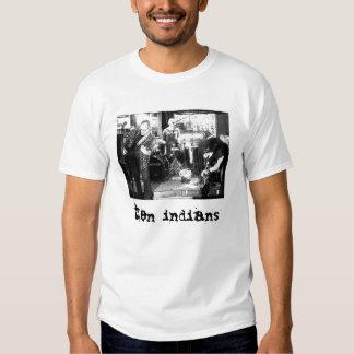 shirt ten indians