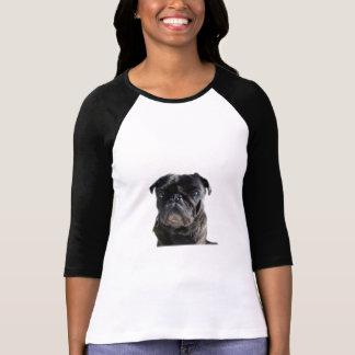 Shirt with mango pug