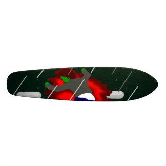 Shitai- Yume Nikki Custom Skateboard