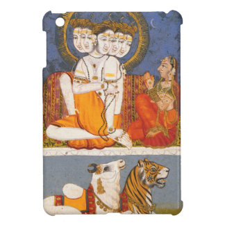 "Shiva and the ""Holy Family"" Cover For The iPad Mini"