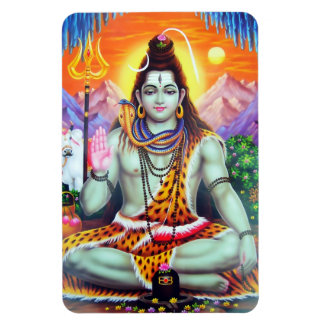Shiva Flexi Magnet - Version 4