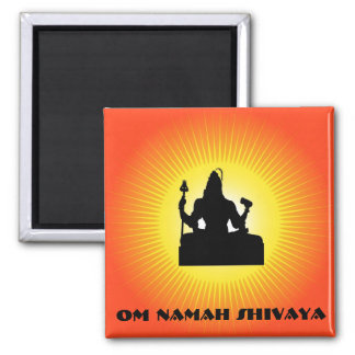 Shiva - The Indian God Magnet