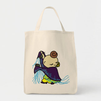 shiyotsupingutotohure child purple tote bag